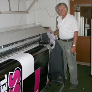 Firmengründer Gotthard Orgis 2007